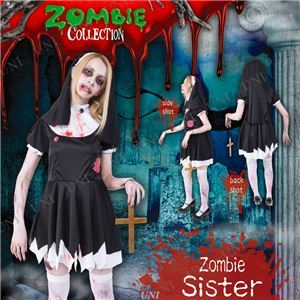 【コスプレ】ZOMBIE COLLECTION Zombie Sister(ゾンビシスター)