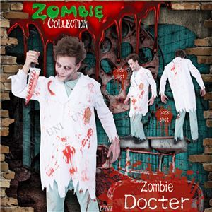 【コスプレ】ZOMBIE COLLECTION Zombie Docter(ゾンビドクター)
