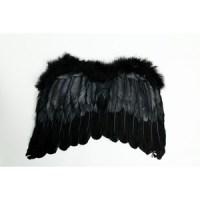 天使の羽 ブラック
