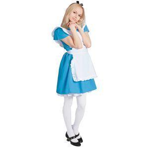 【コスプレ】 RUBIE'S(ルービーズ) DISNEY(ディズニー) コスプレ Adult Alice(アリス)