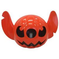 【コスプレ】RUBIE'S(ルービーズ) DISNEY(ディズニー) ランタン Lightup Blinking Pumpkin Stitch(ライトアップ ブリンキング パンプキン スティッチ)