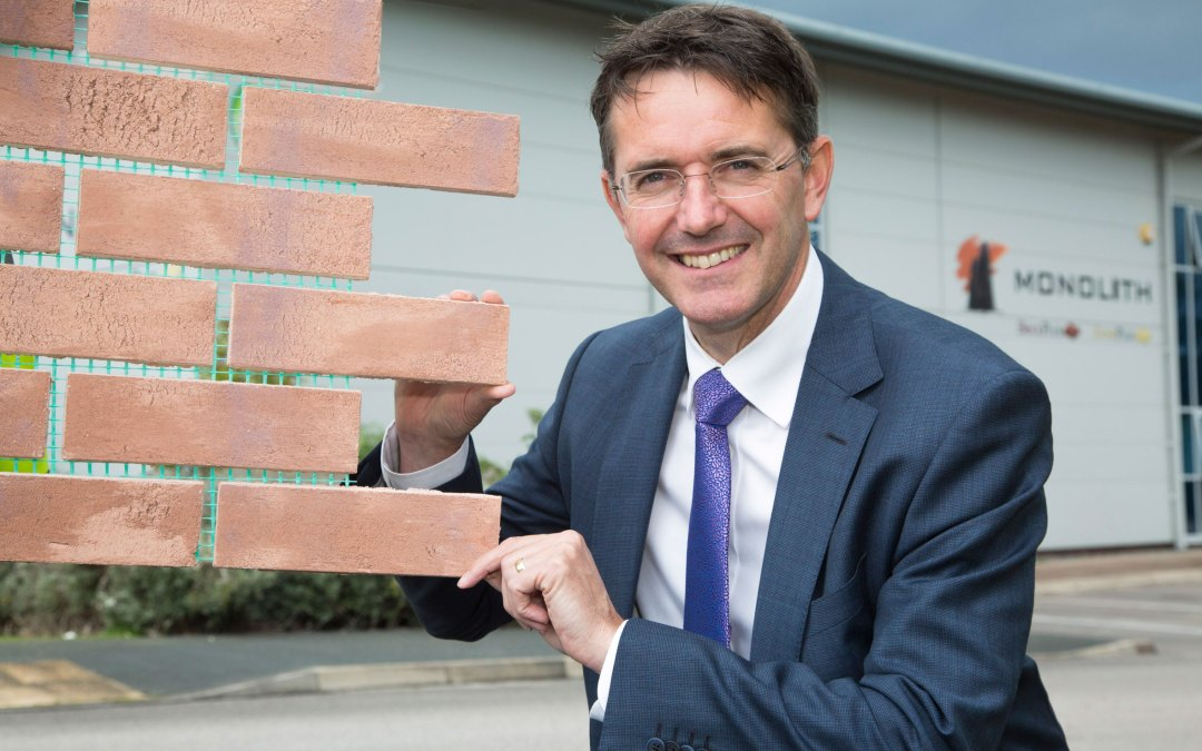 New non-combustible building product will create jobs