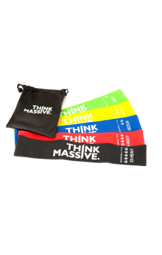 Think Massive Exercise Bands