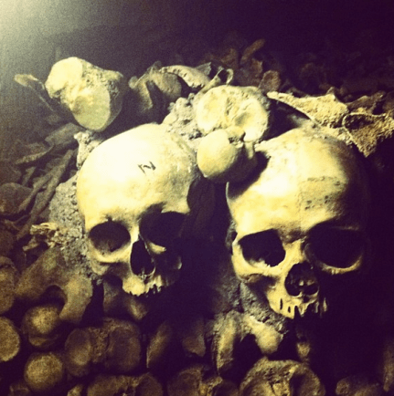 """Post Photo, """"The Catacombs"""" by Brian Depinto"""