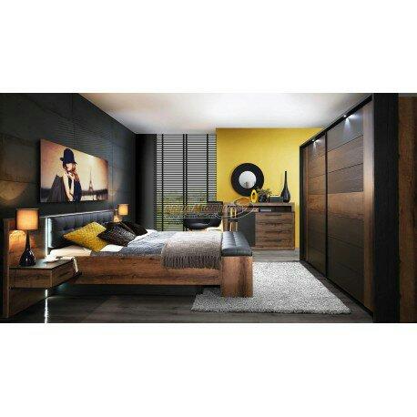 mobila dormitor romero1166557721 - Mobilă de artă modernă, la comandă