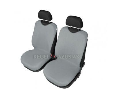 set huse scaune fata tip maieu pentru dacia sandero gri deschis 2 bucati - Ai huse scaune auto, ai confort în autoturism