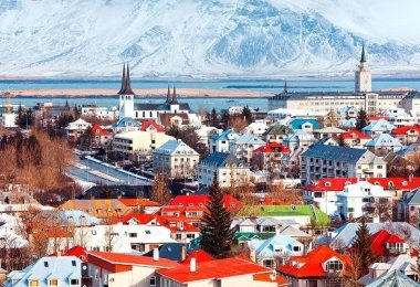 40653232 - Era timpul pentru o vacanta in Islanda