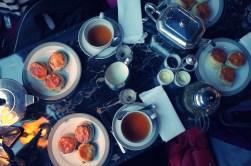 The Wolseley, Cream Tea 下午茶