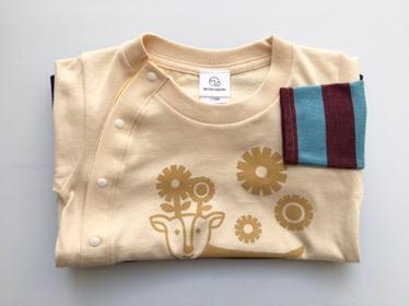 チェルボの前開きTシャツ3セット