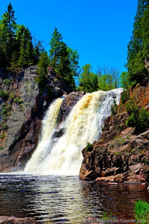 High Falls with Motion Stopped