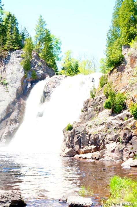 High Falls - Baptism River unedited