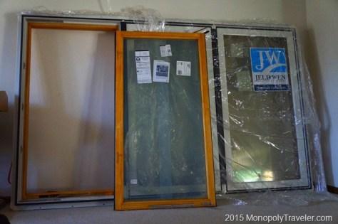 Staining and Finishing Windows