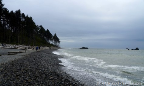 Rocky Shores of Ruby Beach