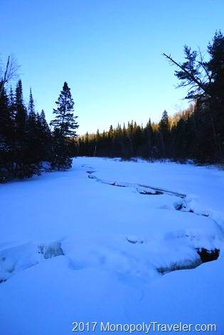 Only a tiny portion of the river is still running free in Northern Minnesota
