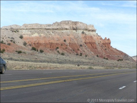 Southwestern US Landscape