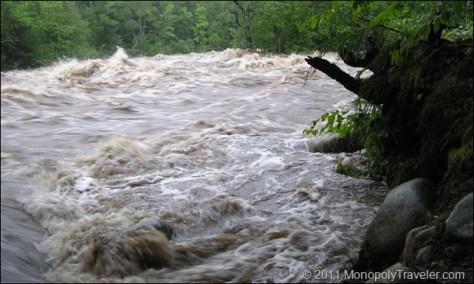 More Flooded Waterways