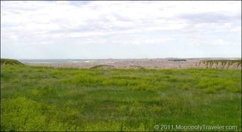 A Badlands Prairie