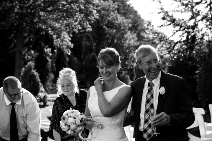 Northop Hall wedding