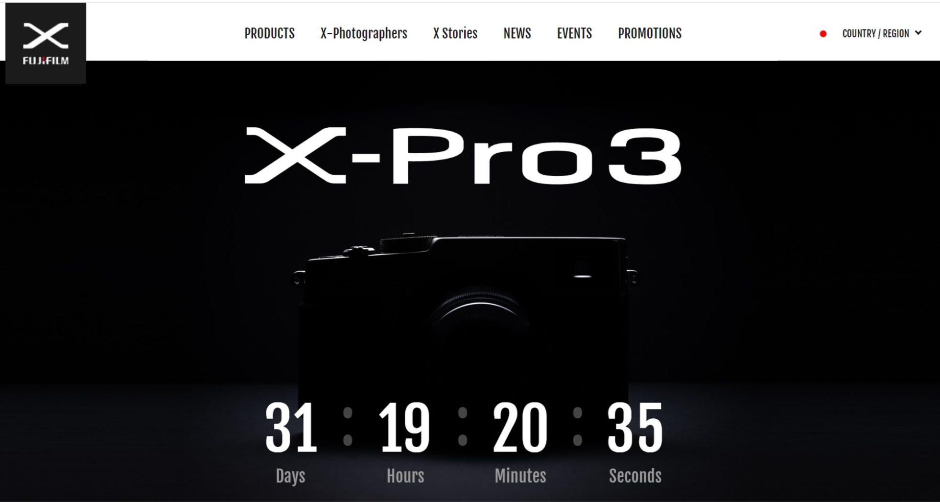 X pro 3