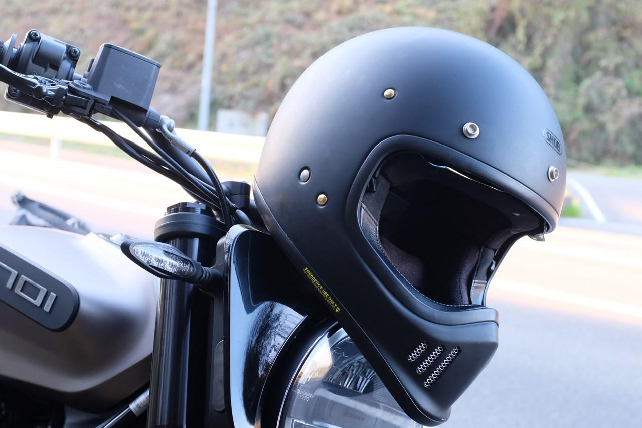 ヘルメット SHOEI exzero