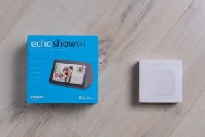 Echo Show 5, Nature Remo mini