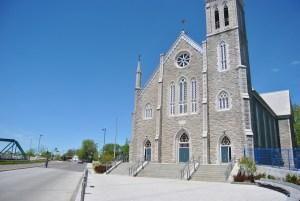 Le secteur près de l'église Saint-François-de-Sales a été désigné site du patrimoine en 1996.