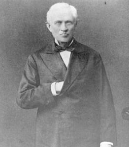 James MacLaren (1818-1892) sera considéré comme l'un des barons du bois en Outaouais.