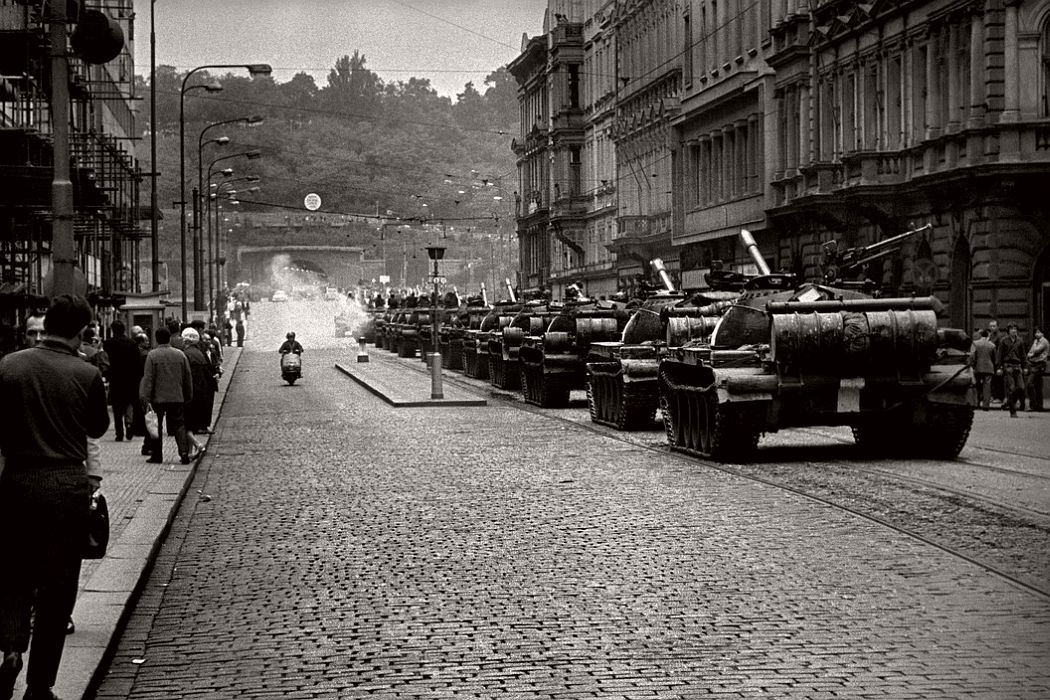 Image result for prague 1968 images