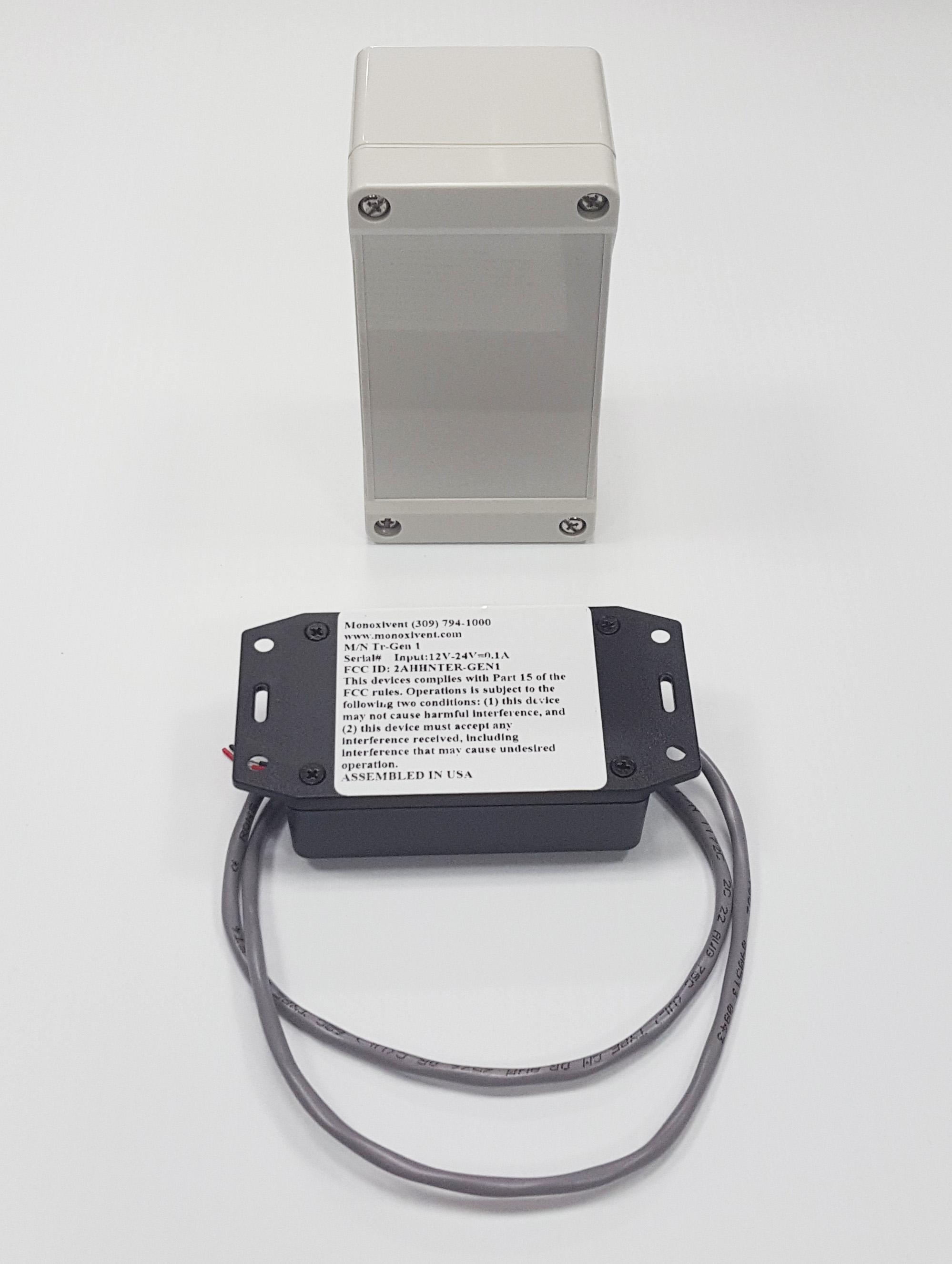 Monoxivent Gen 1 Radio Auto Start System