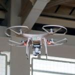 ドローンを利用した環境計測システムの開発と飛行技術…