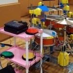 福井東特別支援学校 でのMUSICROBOTミニライブ・共演体験コーナーを終えて