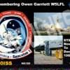 国際宇宙ステーション ISS からのSSTV画像の受信 – ARISS Garriott memorial SSTV activityより