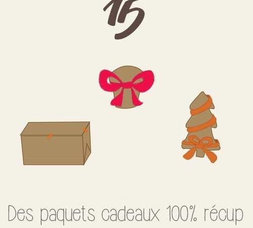 9 idées pour fabriquer paquets cadeau maison récup (DIY)