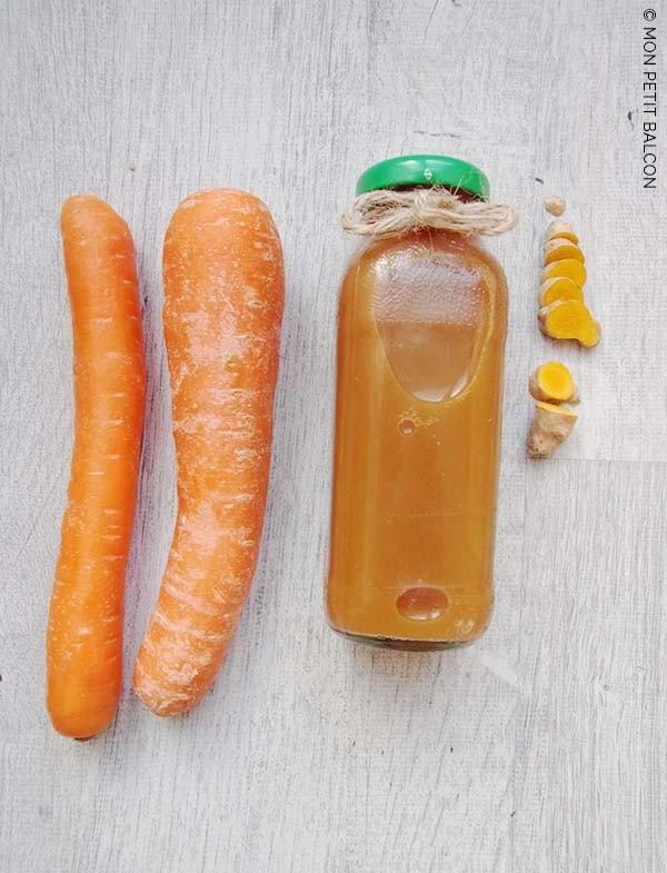 recette de jus de carottes et compagnies