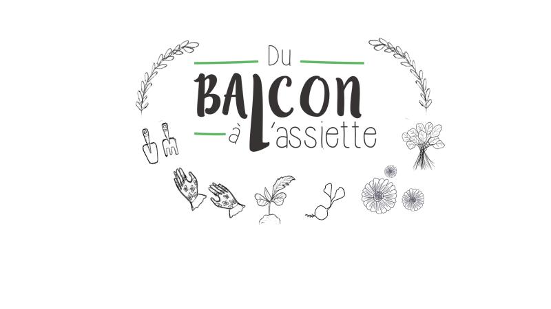 Challenge : Du Balcon à l'Assiette