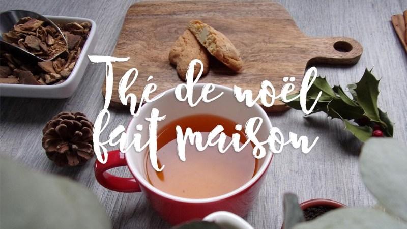 Comment réaliser un thé de noel maison (recette)