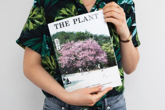 seeds brussels et troc de plant, rencontre grâce à the plant journal