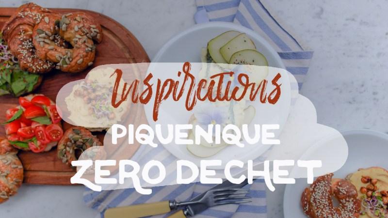 Idées repas pour un picnic végétarien