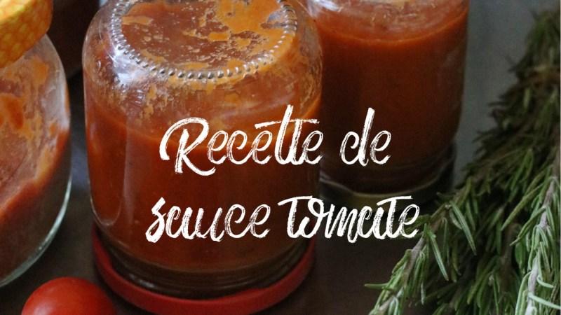 Bocal de saison : Recette de sauce tomate aux oignons caramélisés