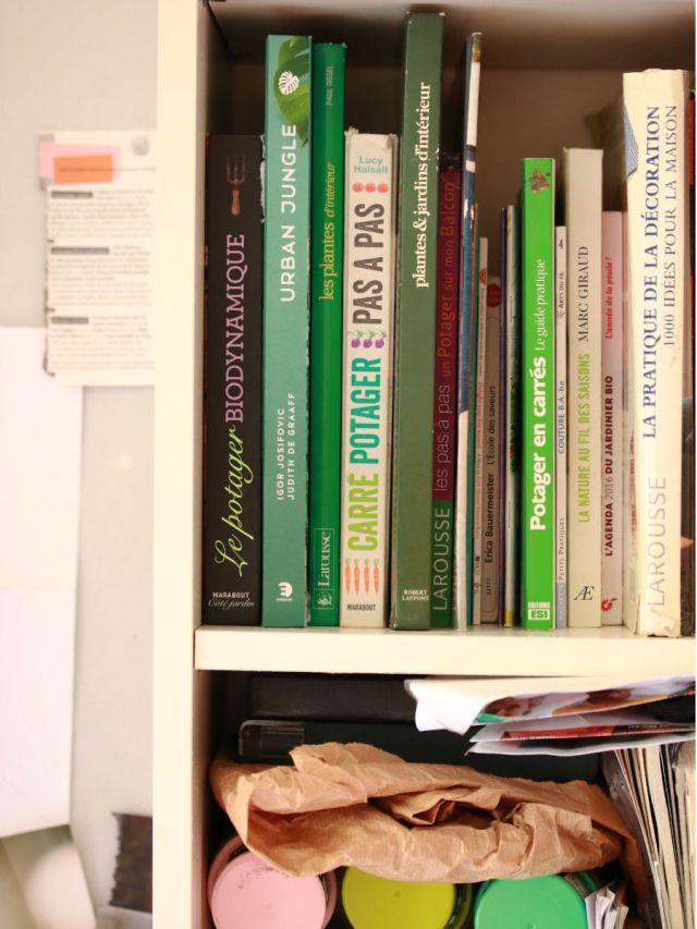 Mes 5 livres préférés pour se lancer dans le jardinage même sans jardin