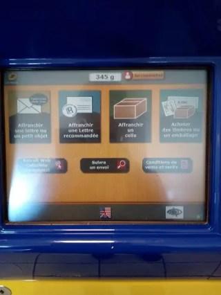 フランスの切手の買い方と早くて便利な切手販売機の使い方教えます!