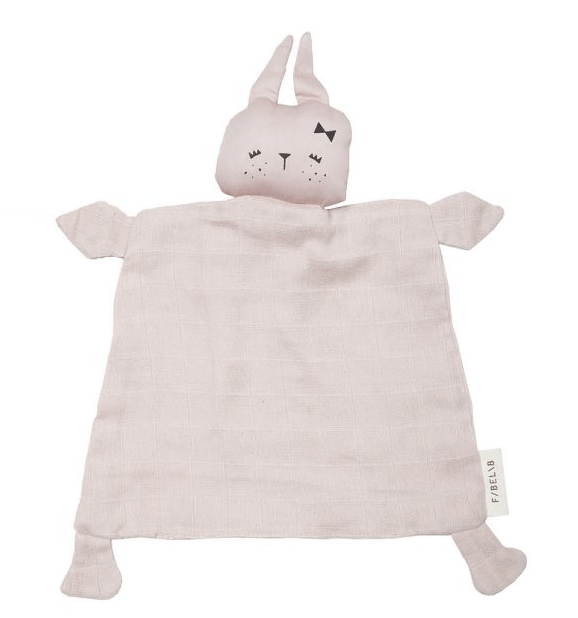 Doudou animal bunny Fabelab