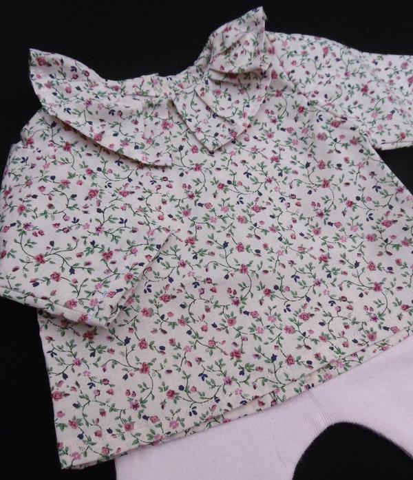 Blouse Marjolaine Mon Petit Vestiaire, vêtements pour bébés prématurés
