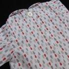Brassière Gouttelettes Mon Petit Vestiaire, vêtements pour bébés prématurés, dos
