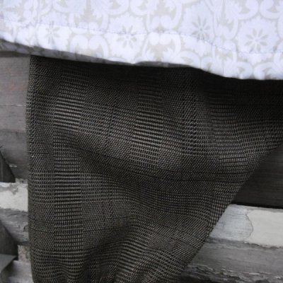 Pantacourt Richerand et blouse Marie Mon Petit Vestiaire
