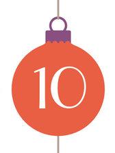 Le 10ème jour de l'Avent