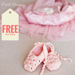 Free pattern - Point Shoes