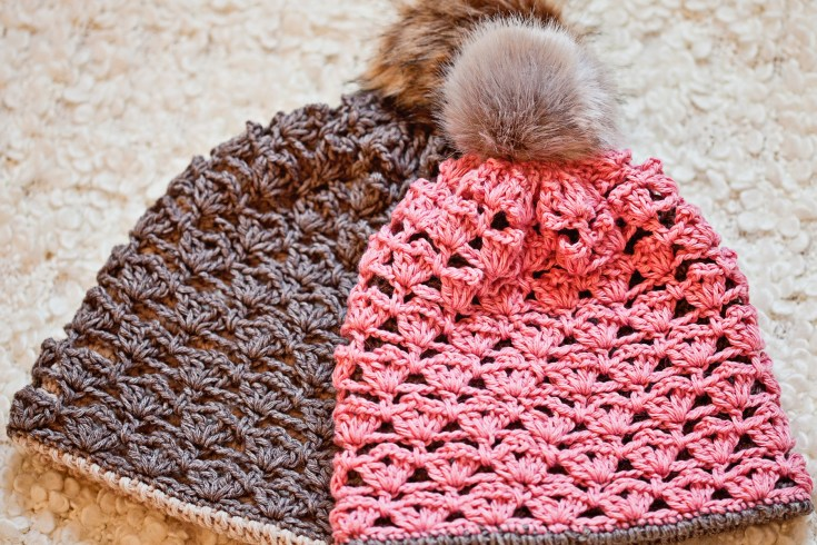Double Layer Hat - Cowl, crochet pattern