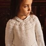 New crochet pattern – Cherry Blossom Cardigan!