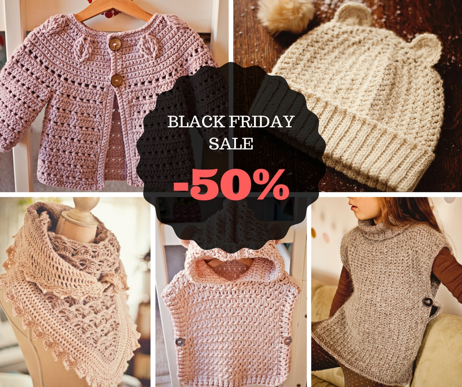 Black Friday SALE – 50%!